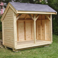 benefit of garden shed