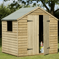 how to choose a storage shed