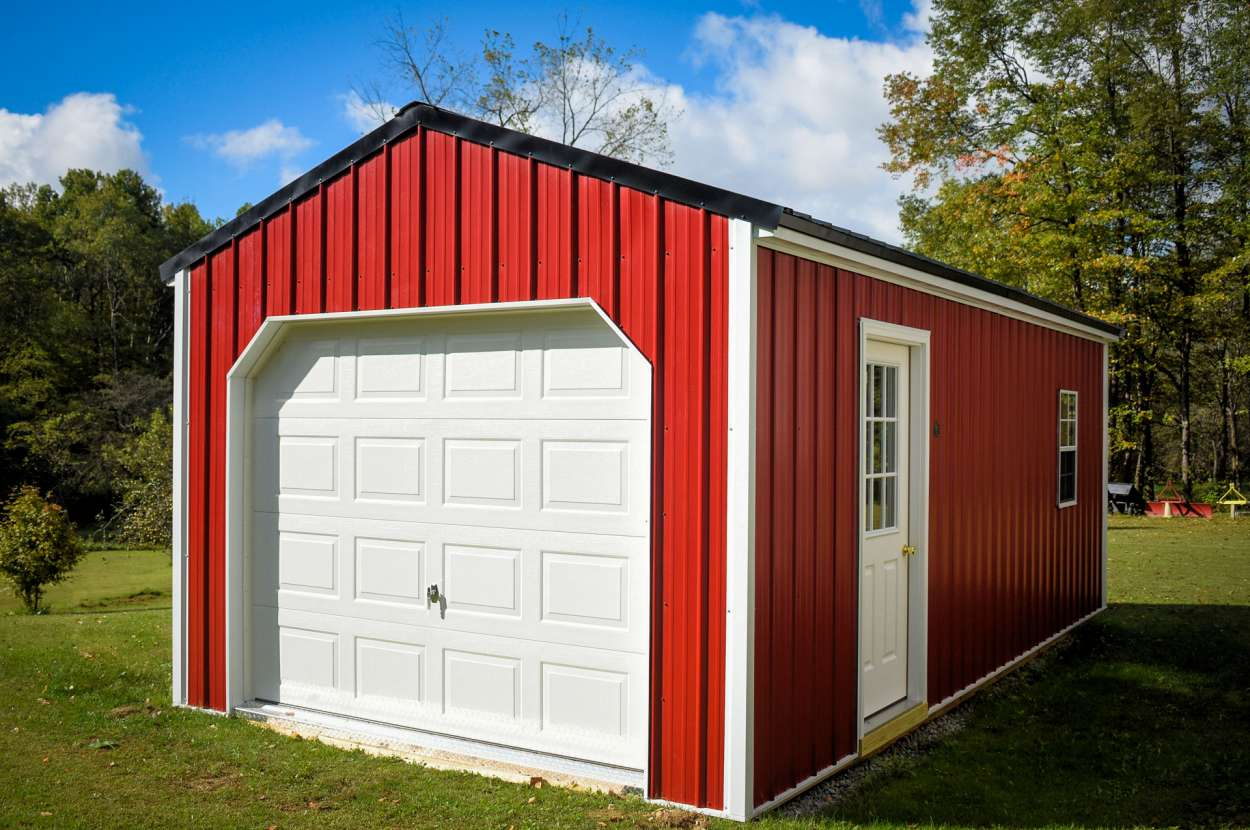 A buyers guide to finding the perfect shed