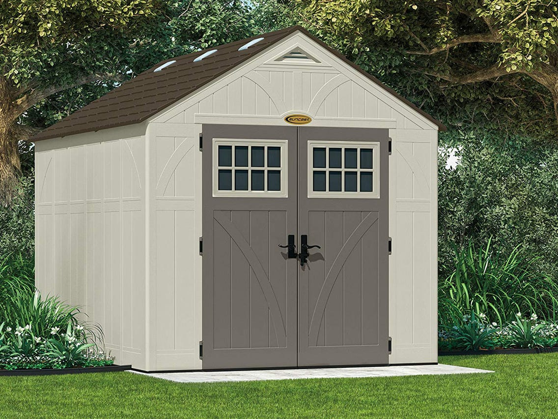 is building a shed cheaper than buying