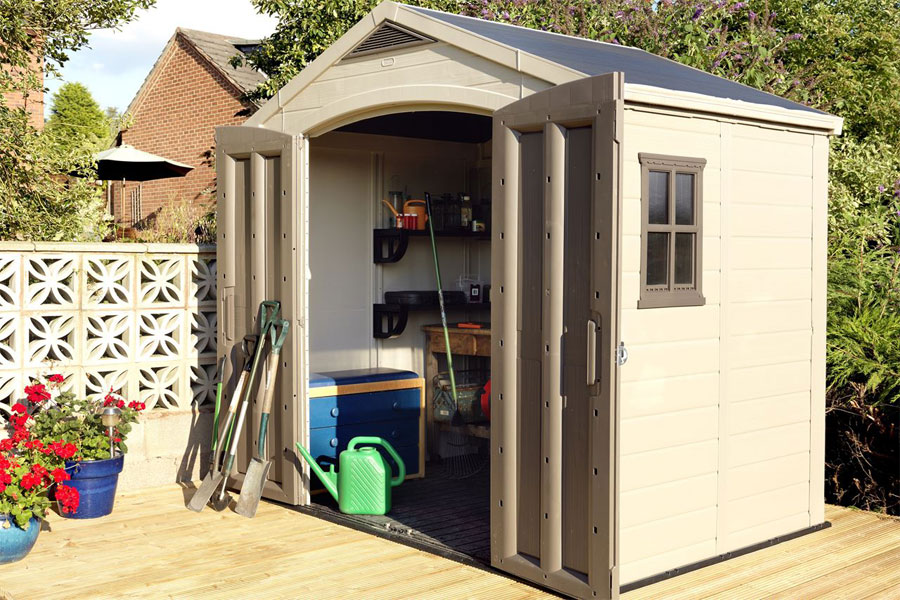 what are the best storage sheds
