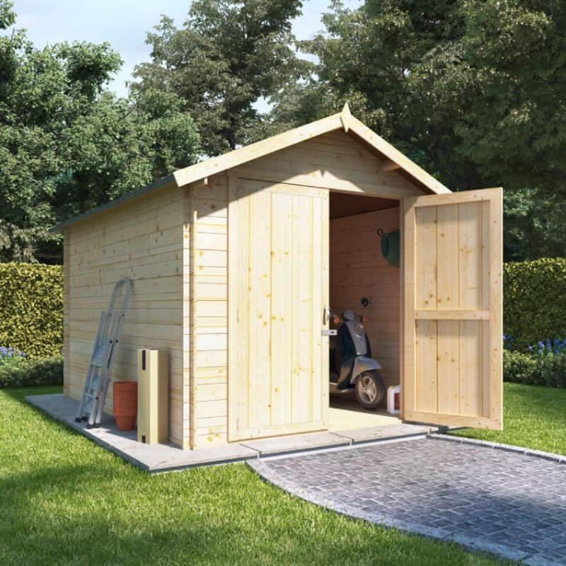 what is the best type of garden shed to buy