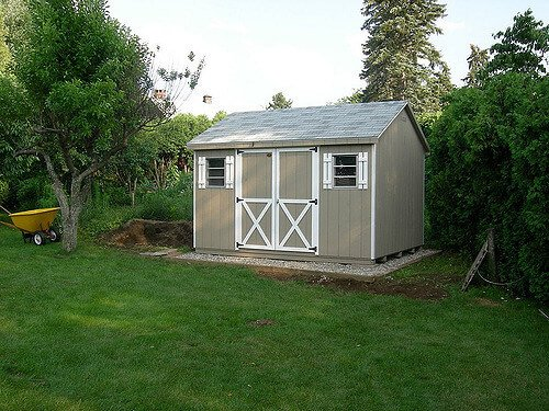 How to Build 8x12 Shed Plans Step By Step Guide