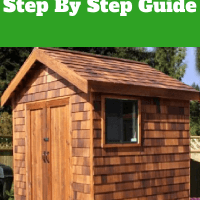 How to Build a Wood Shed Plans Step By Step Guide