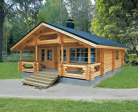 10 Tips For Choosing The Perfect Log Cabin Ideas