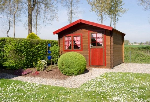 how big can i build a shed without planning permission