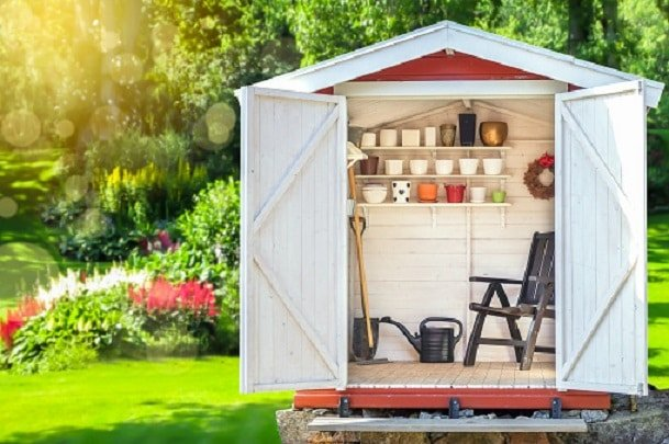 how big can my shed be without planning permission