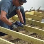 how to build foundation for shed